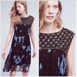 Anthro Moulinette Soeurs Lydia Swing Dress Size 6